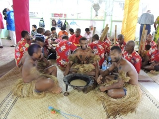 """Come to share our Kava with us!"""