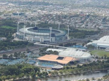 Home of Australian Open Tennis