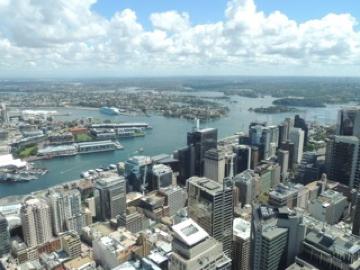 Fabulous harbour views