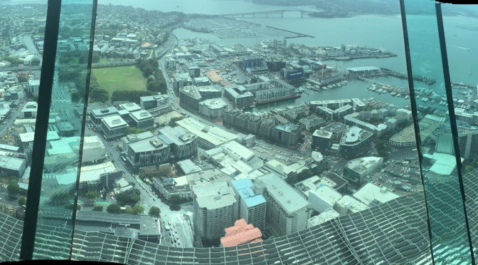 Auckland – City of Sails…