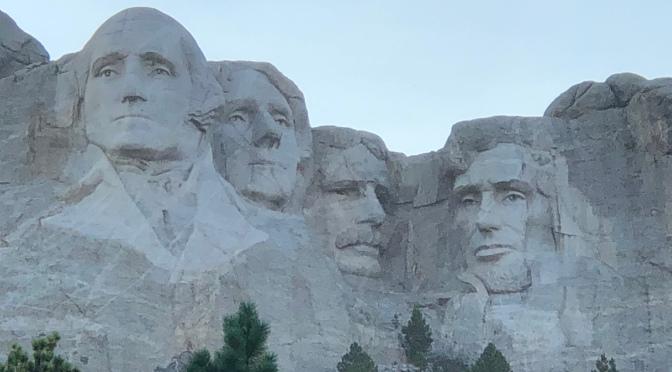 Cody to Mt Rushmore – 379 miles